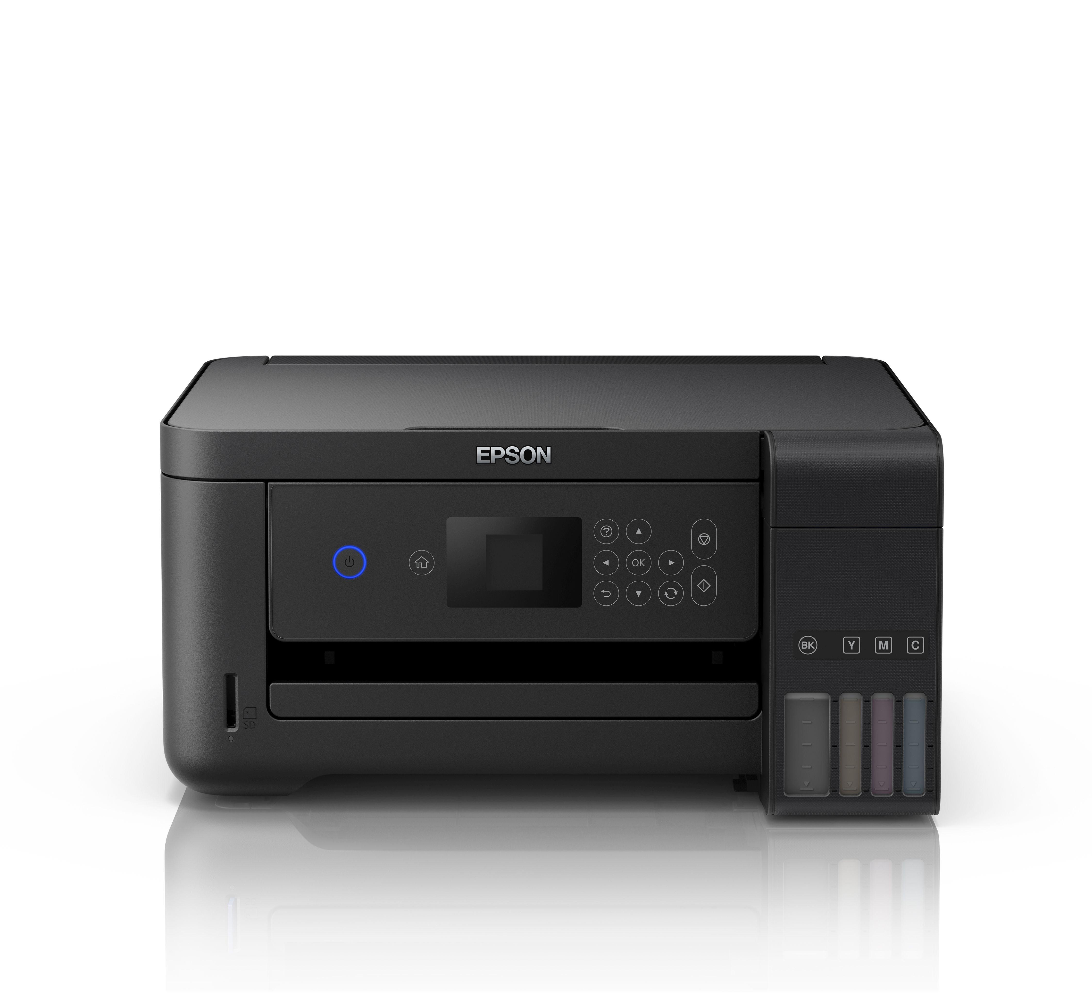 EcoTank ET-2750 A4 Drucker »Farbe, USB, Wifi, 3in1«
