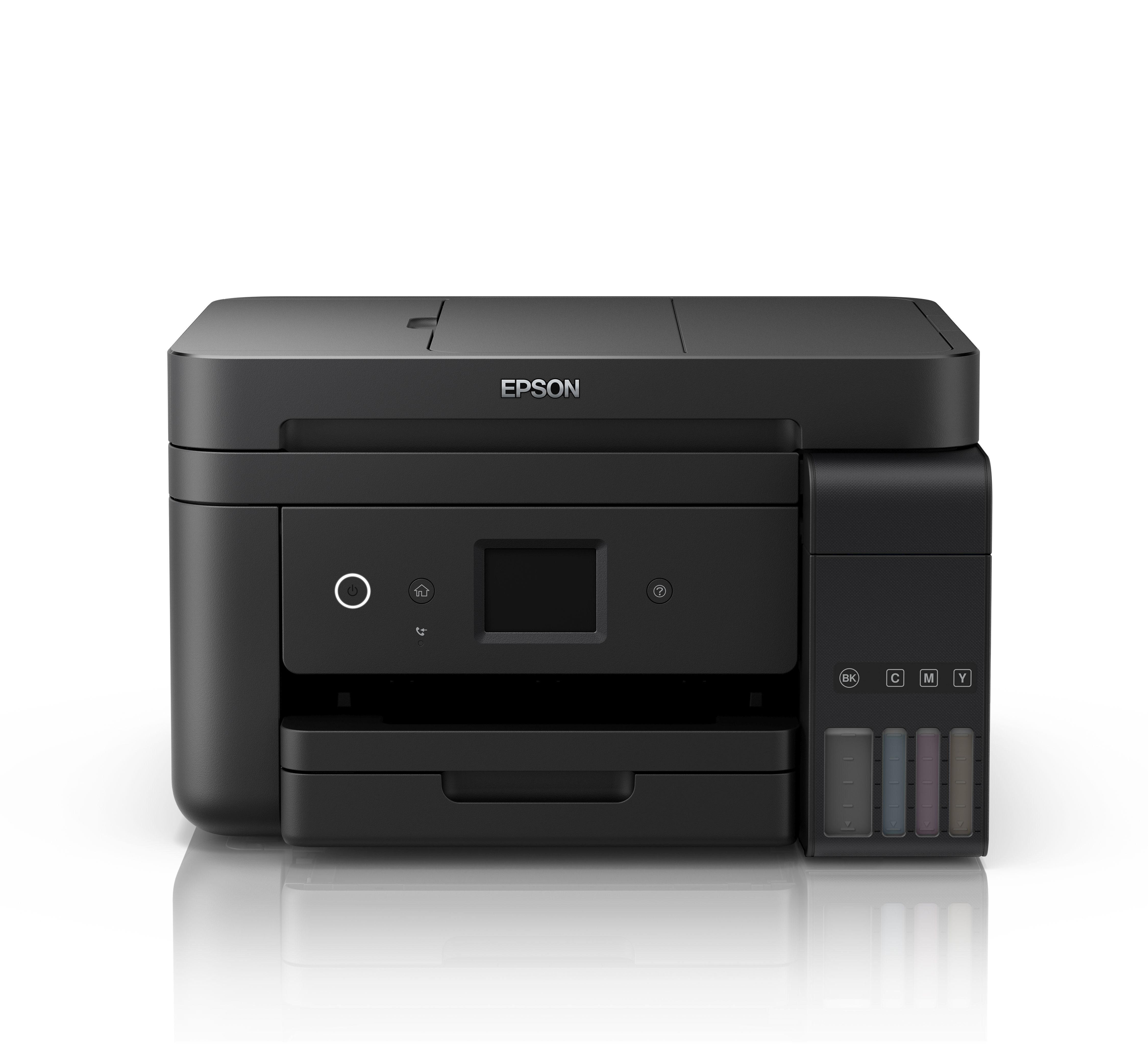 Epson EcoTank ET-4750 A4 Drucker »Farbe, USB, Wifi, 4 in1«