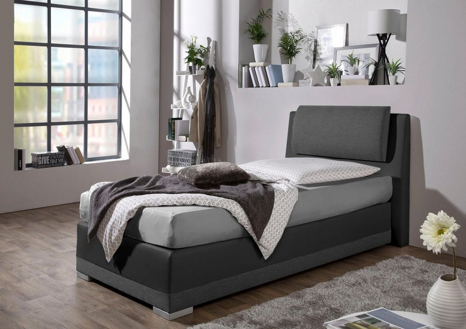 maintal boxspringbett in 3 farben online kaufen otto. Black Bedroom Furniture Sets. Home Design Ideas