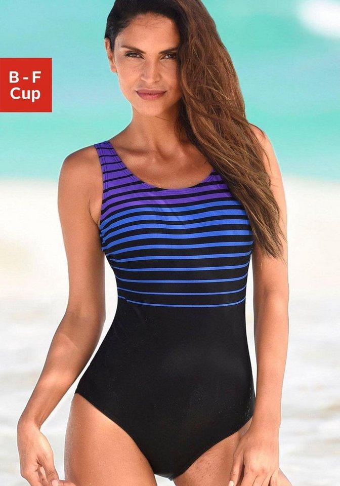 LASCANA Badeanzug mit Shapingeinsatz online kaufen   OTTO d29d7a336b