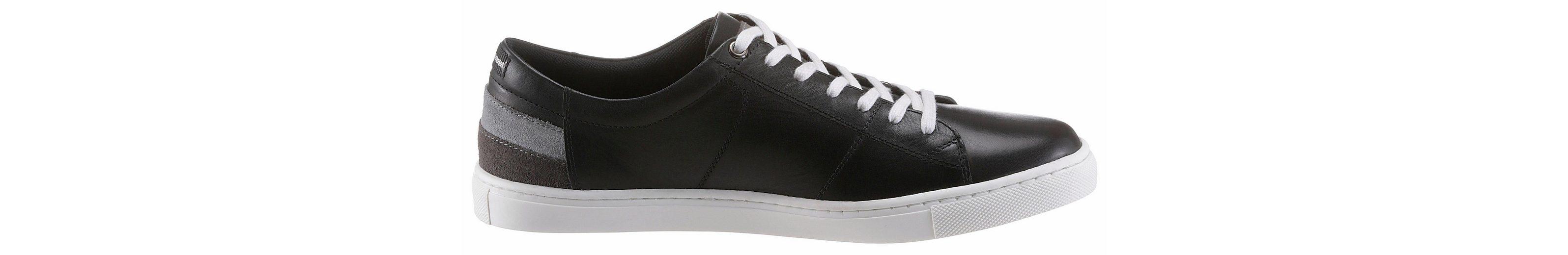 PETROLIO Sneaker, mit modischer Ziernaht an der Laufsohle