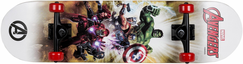 Marvel Skateboard »Avengers - The Heroes«