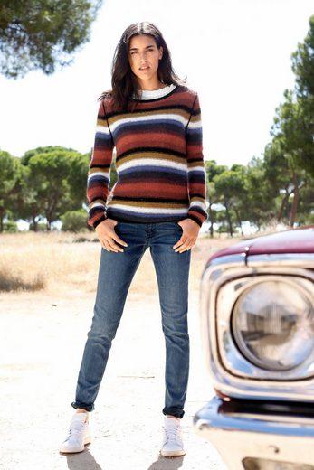 Red S oliver Label Shirtbluse oliver S Red dIPI7w