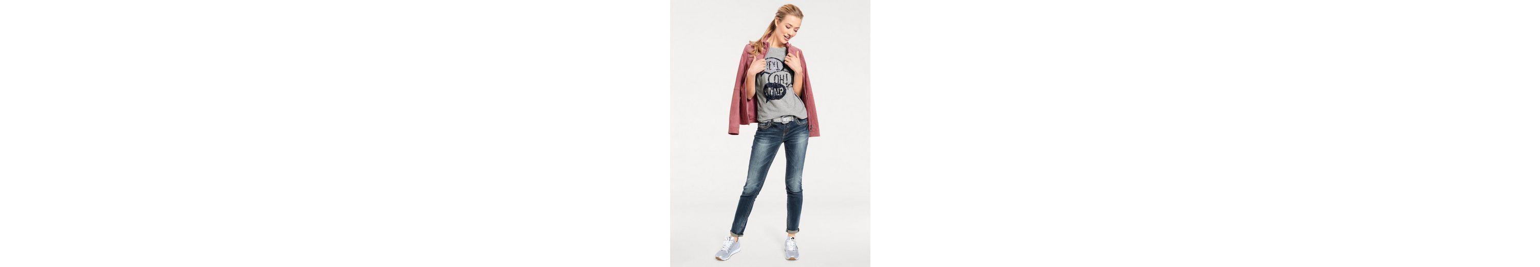 B.C. BEST CONNECTIONS by Heine Shirt mit Paillettenmotiv Vermarktbare Verkauf Online Billig Verkauf Genießen Freies Verschiffen Verkauf Online Verkauf Exklusiv Cool wSBYHrx