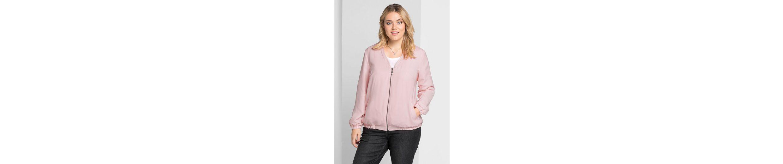 Billig Limited Edition sheego Style Blousonjacke Online Kaufen Neue Bilder Wiki Günstig Online Mit Kreditkarte Online mQFzn56Td4