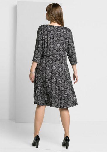 sheego Style Sommerkleid