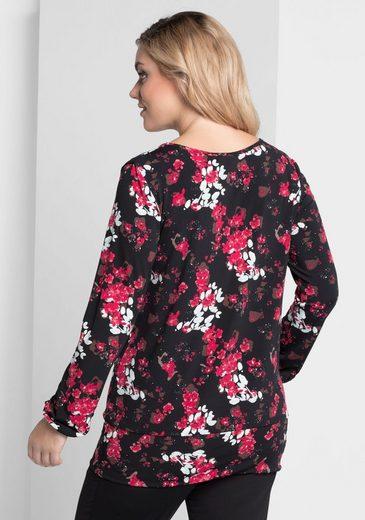 sheego Style Langarmshirt