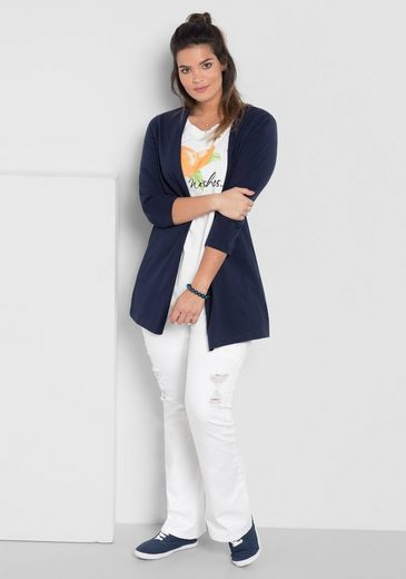 sheego Casual Shirtjacke