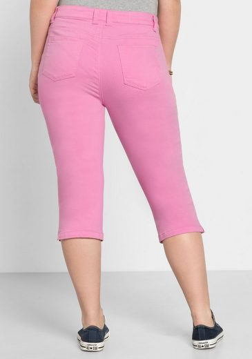 sheego Casual 3/4-Hose