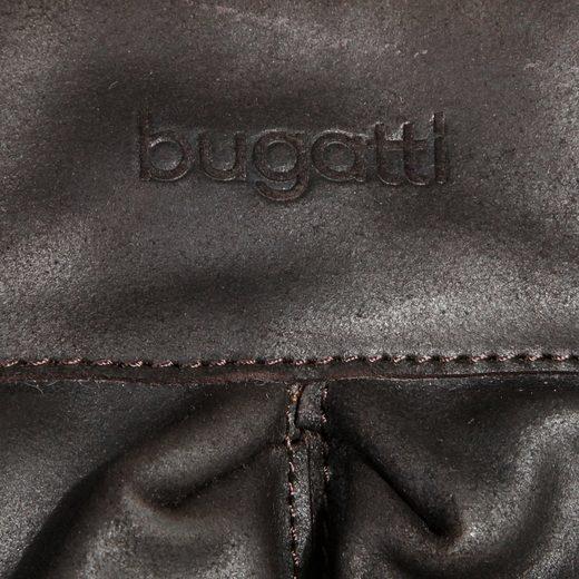 Bugatti Leder Damen Shopper URBANO