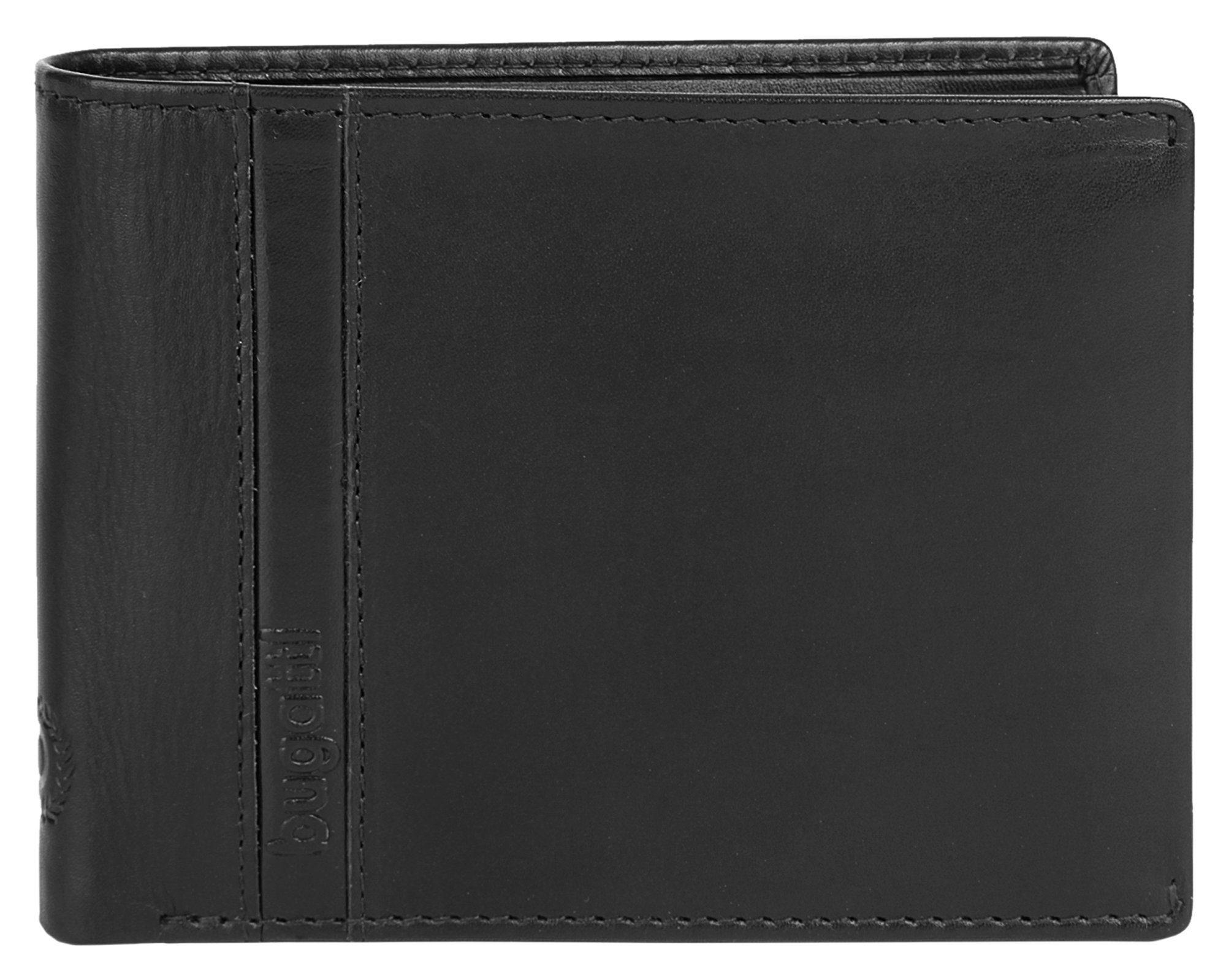Bugatti Geldbörse »TRENTA«, Kreditkartenfächer