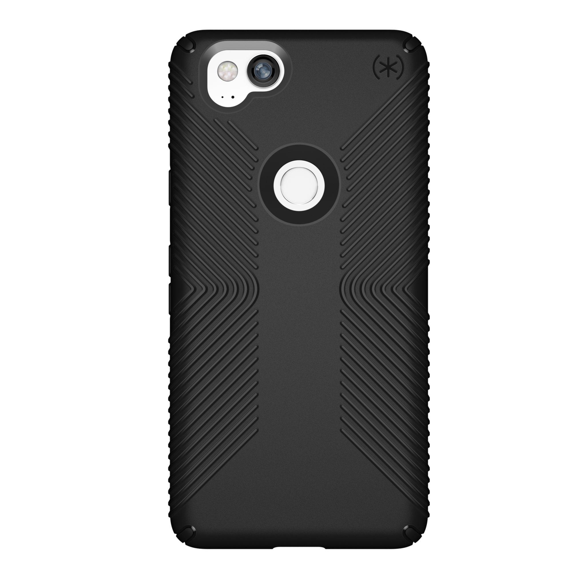 Speck HardCase »Presidio Grip Google Pixel 2 Black/Black«