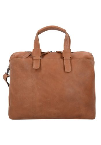 Damen Harolds Johan P Aktentasche Leder 38 cm Laptopfach  | 04011766275058