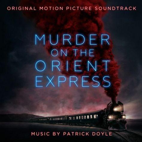 Audio CD »Patrick Doyle: Mord Im Orient Express/Ost«