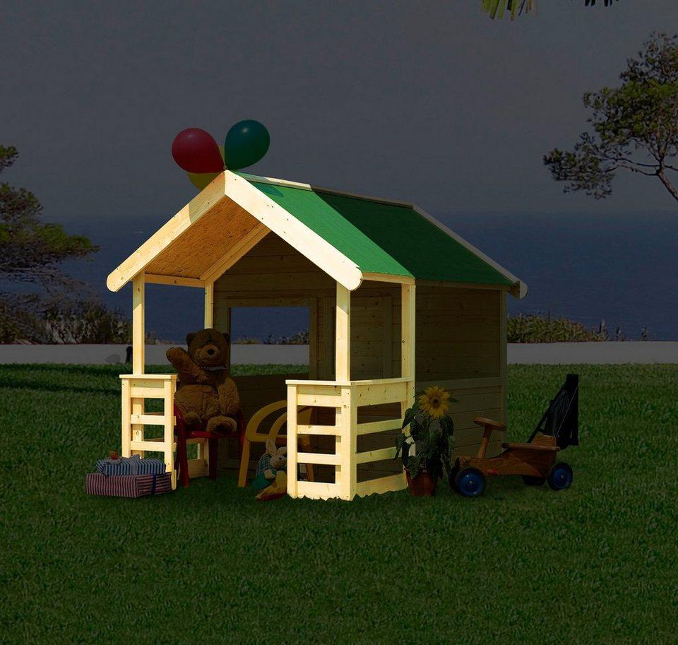 Karibu vordach ranch online kaufen otto - Vordach kaufen ...