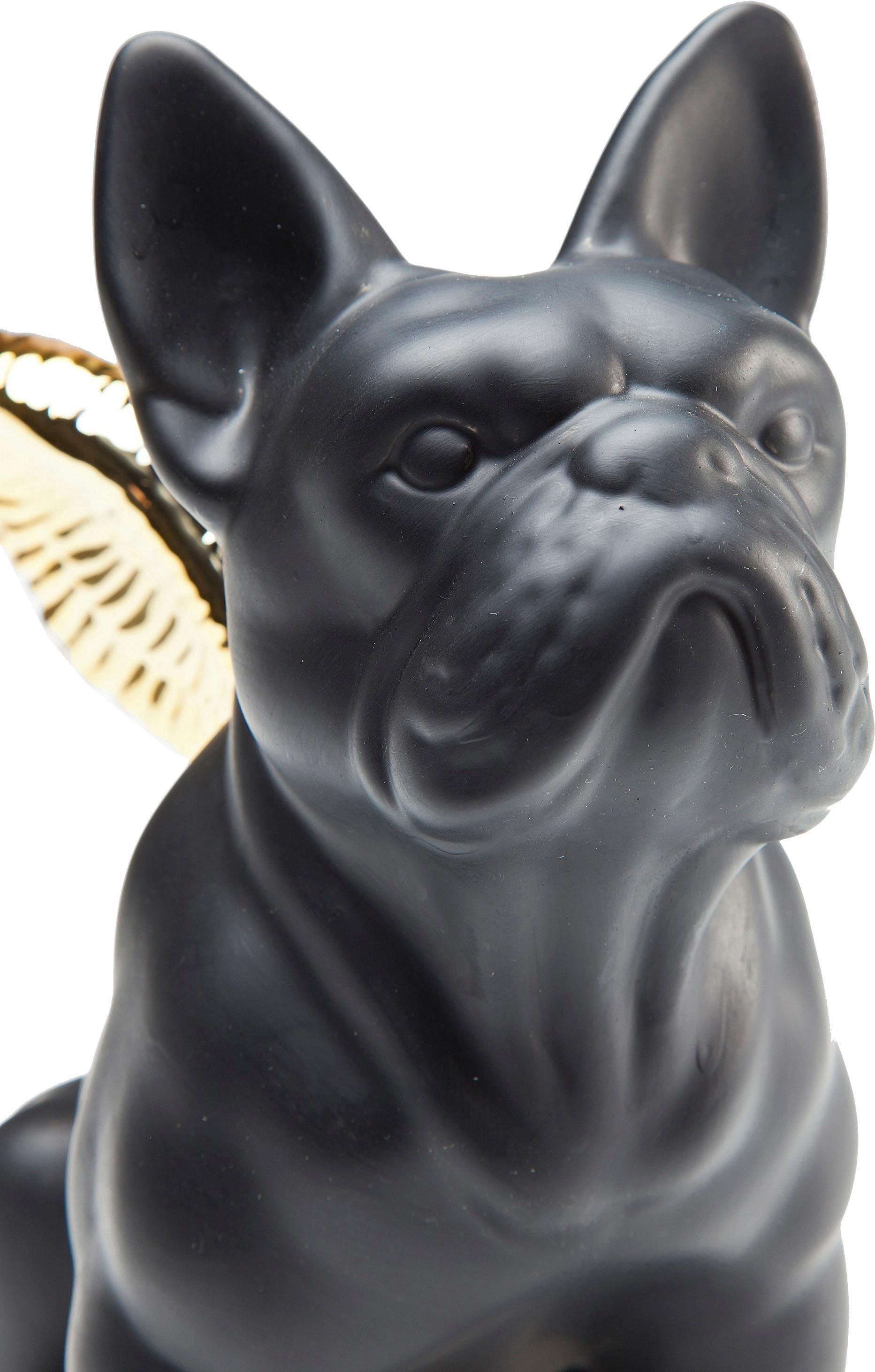 KARE Design Dekofigur Sitting Angel Dog