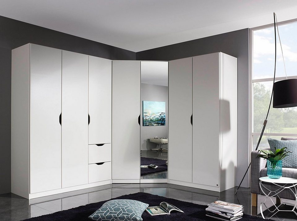 rauch pack s eckschrank set freiham 3 tlg mit 2. Black Bedroom Furniture Sets. Home Design Ideas