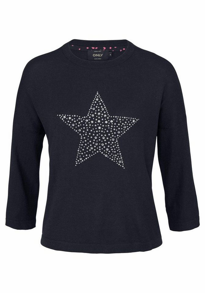5065d9d12d0a Only 3 4 Arm-Pullover »LILLI« online kaufen   OTTO