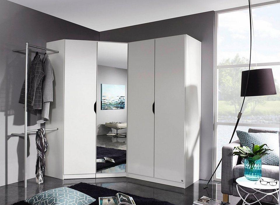 rauch pack s eckschrank freiham mit spiegel otto. Black Bedroom Furniture Sets. Home Design Ideas