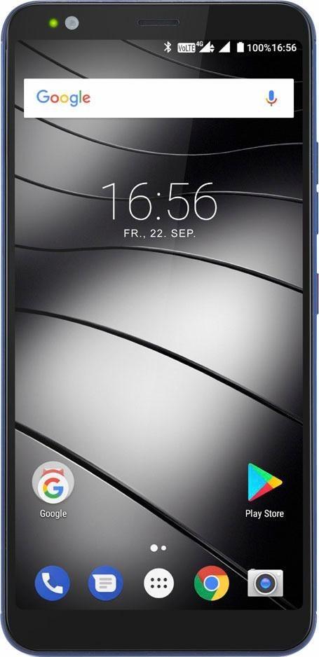 gigaset gs370 plus smartphone 14 4 cm 5 7 zoll 64 gb. Black Bedroom Furniture Sets. Home Design Ideas