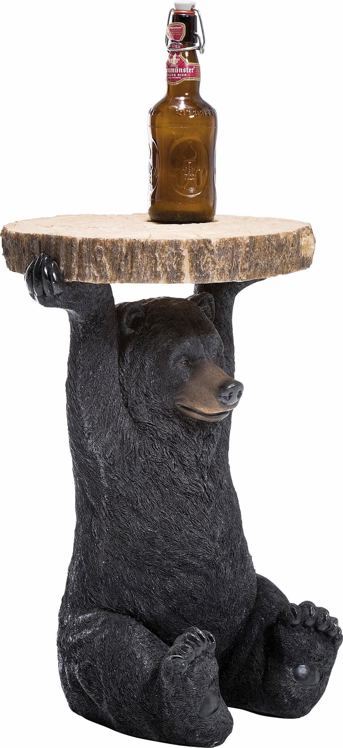 KARE Design Beistelltisch Animal Bear