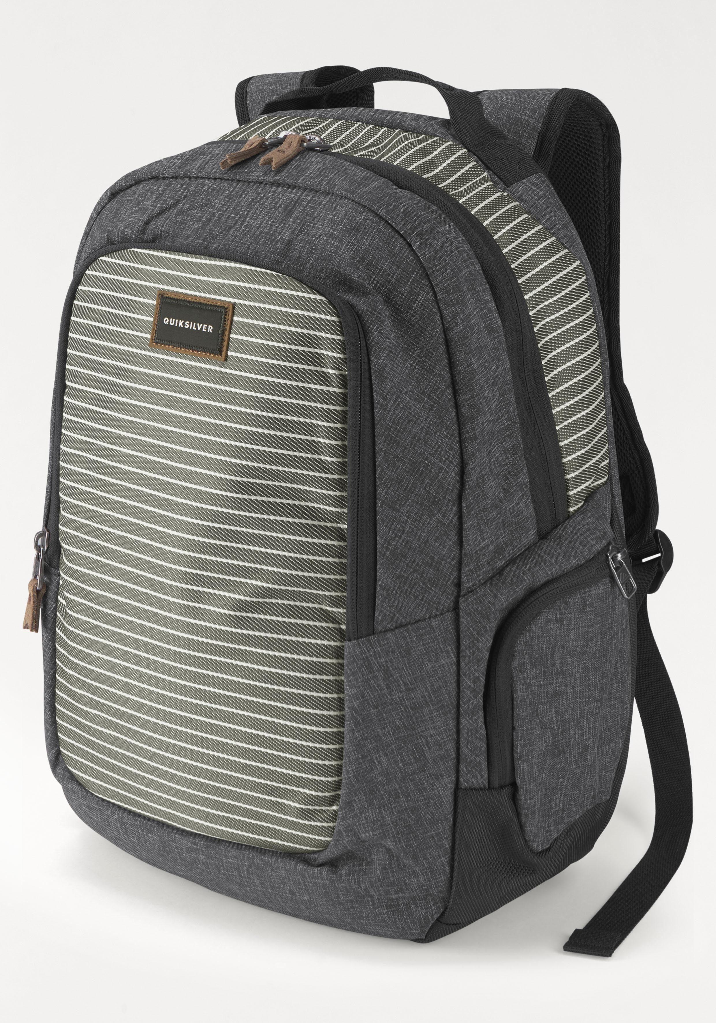 Quiksilver Cityrucksack, Laptop/Tabletfach