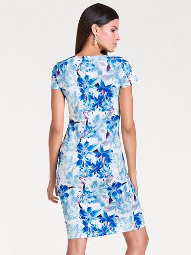 ASHLEY BROOKE by Heine Druckkleid mit Blumen-Dessin