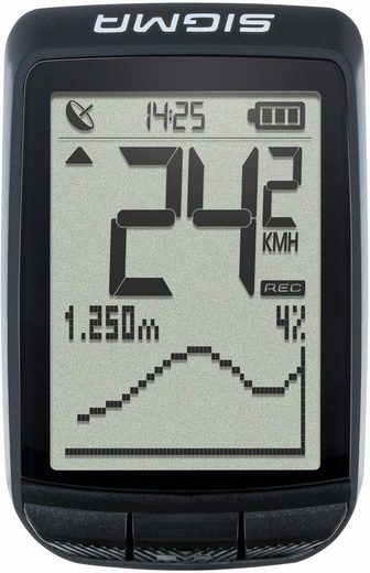 SIGMA SPORT Fahrradcomputer »PURE GPS«