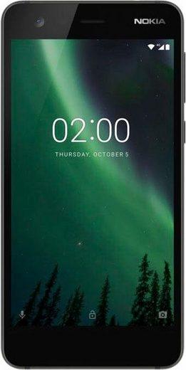 Nokia 2 Dual SIM Smartphone (12,7 cm, 8 GB Speicherplatz)