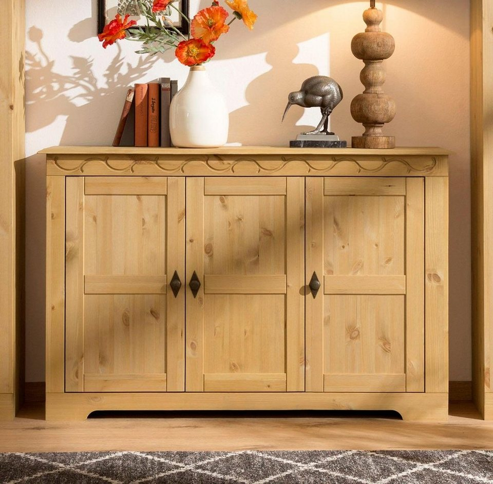 home affaire sideboard laura wahlweise mit 3 oder 4 t ren online kaufen otto. Black Bedroom Furniture Sets. Home Design Ideas