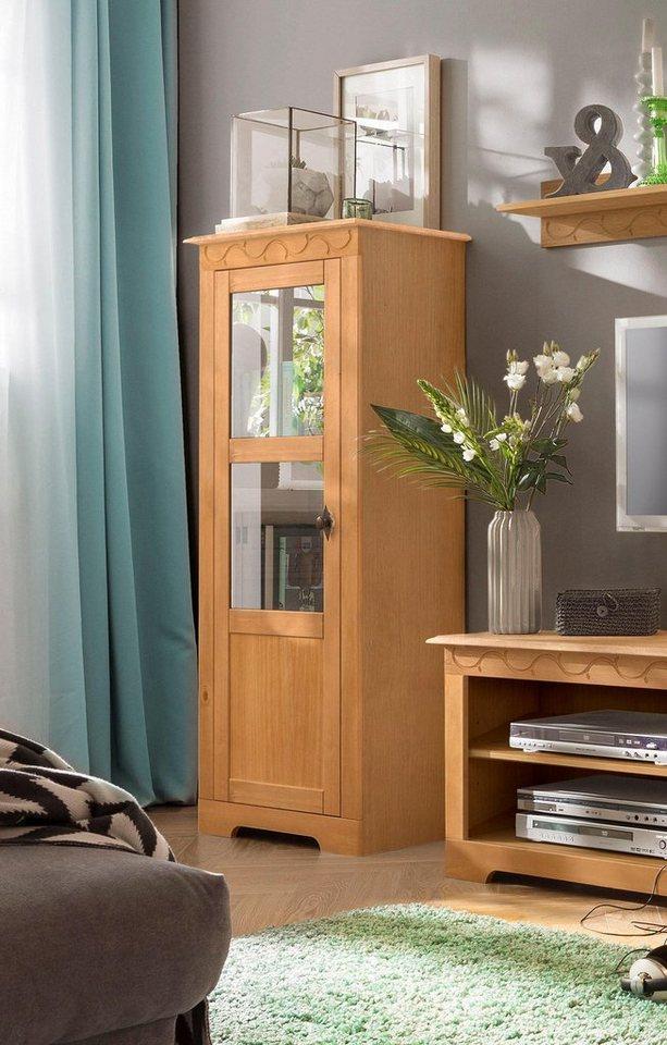 home affaire vitrine laura klein h he 140 cm otto. Black Bedroom Furniture Sets. Home Design Ideas