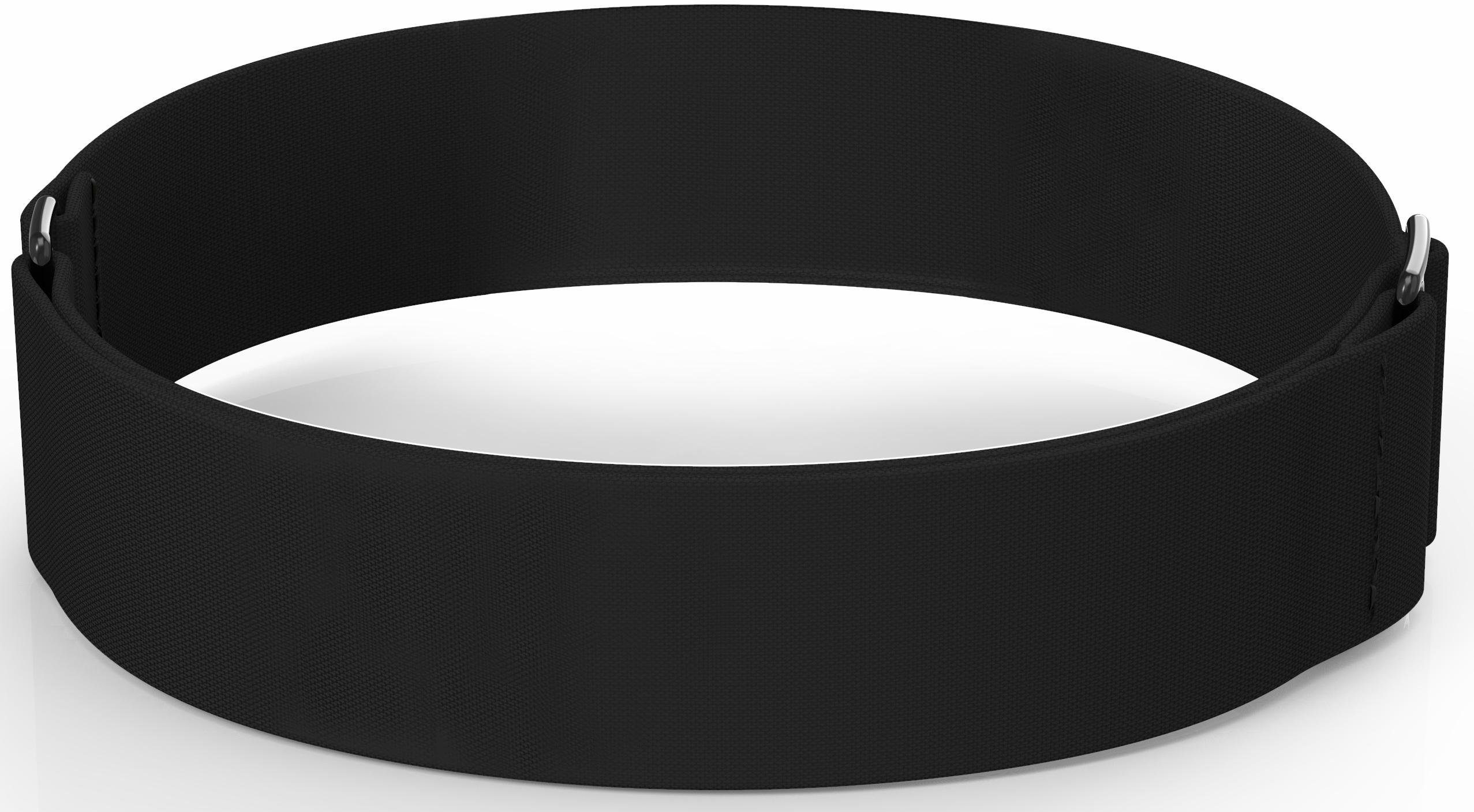 Polar Wechselarmband, schwarz, »OH 1 Armband«
