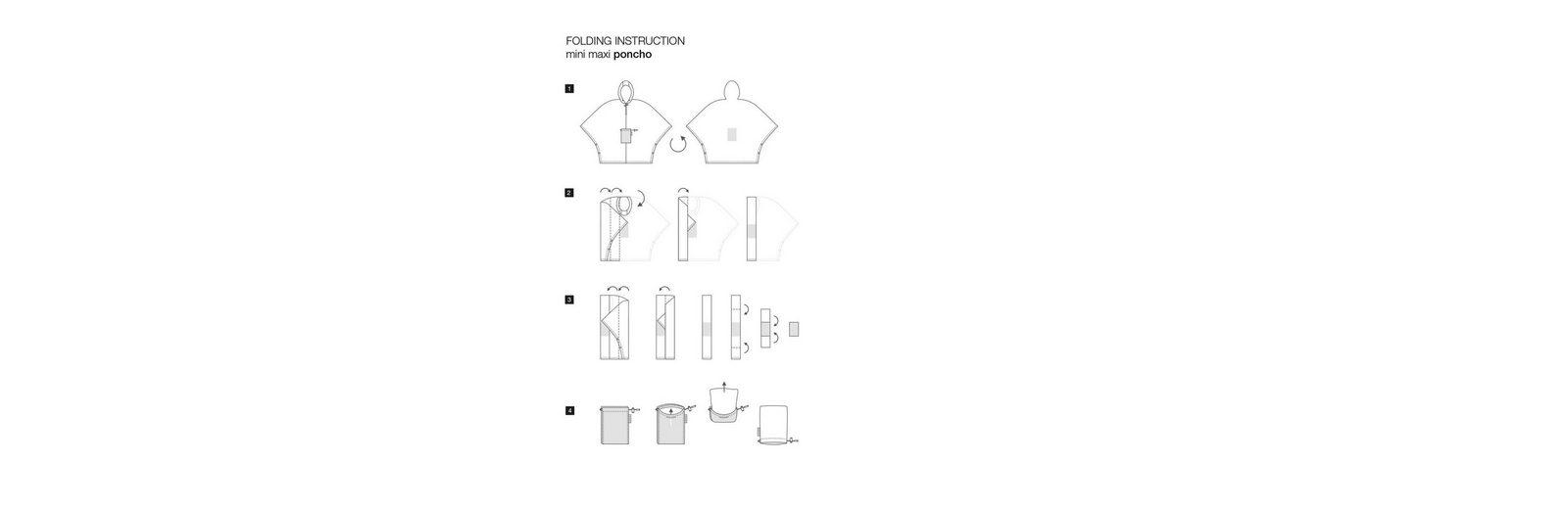 Wo Zu Kaufen Rabatt Besuch reisenthel Regenjacke mini maxi poncho Spielraum Online Amazon ic850