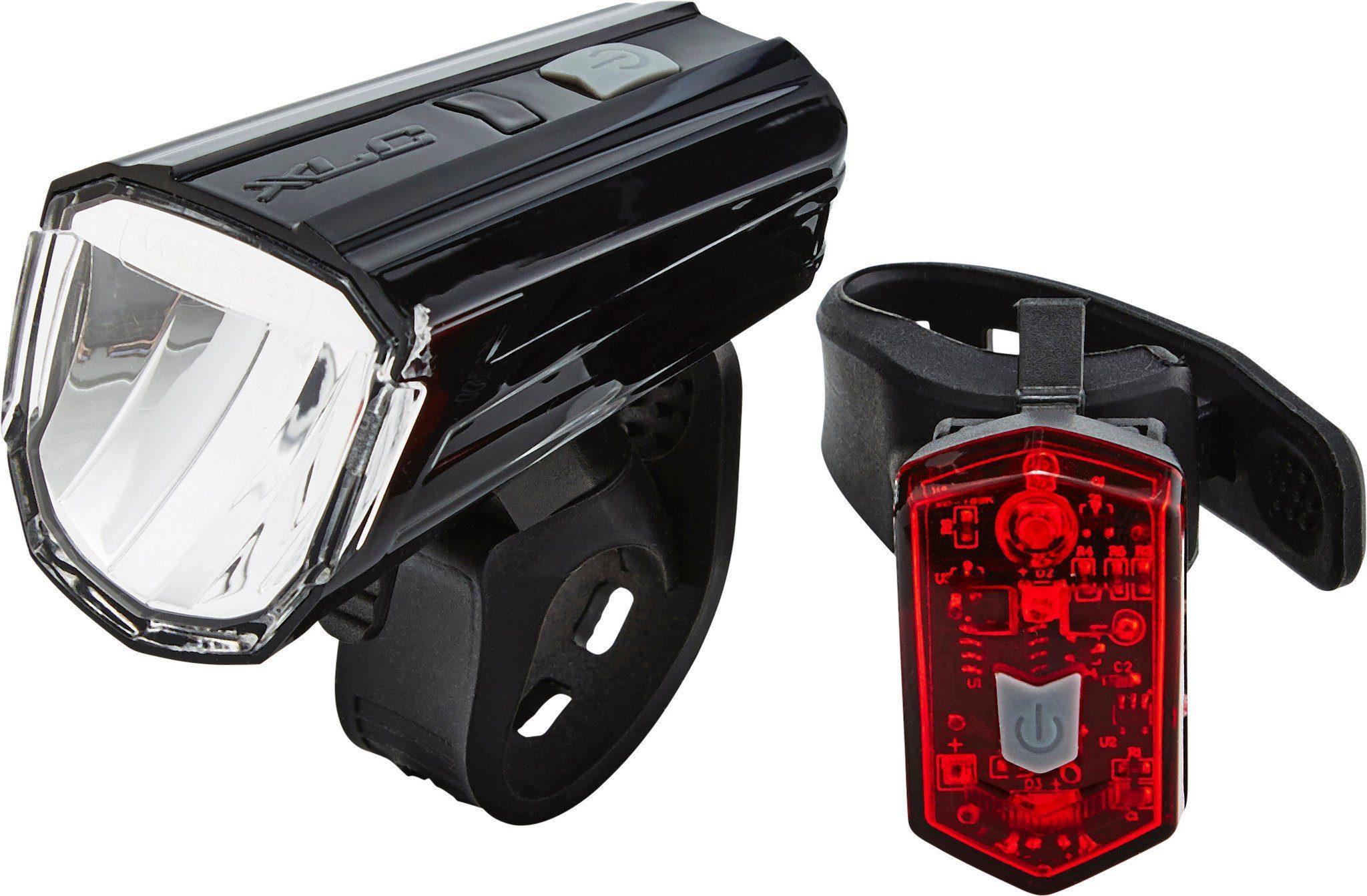 XLC Fahrradbeleuchtung »Comp Alderaan Bleuchtungsset«