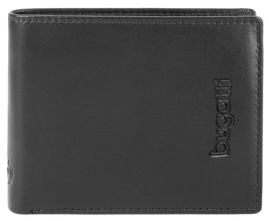 bugatti Geldbörse »VERTICE« (1-tlg), besonders schlankes Design