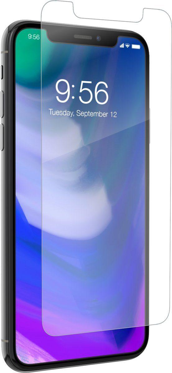 invisibleSHIELD Folie »HD Dry Displayschutz für Apple iPhone X«