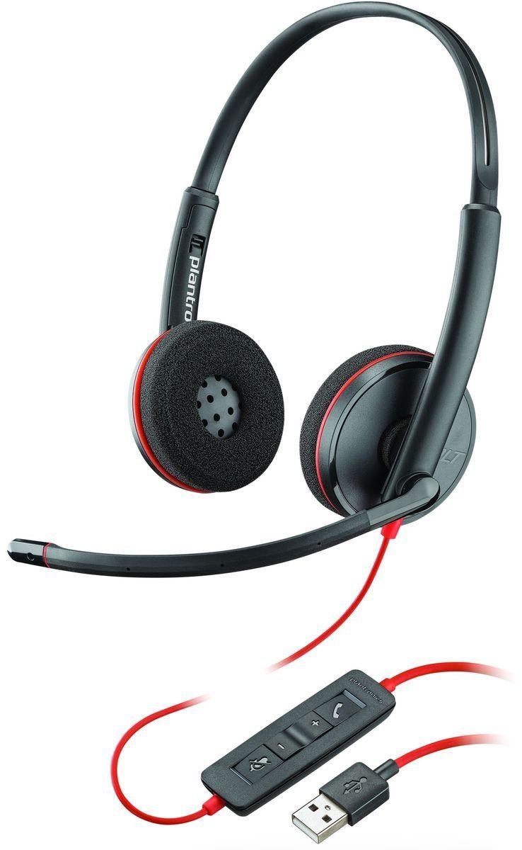 Plantronics Headset »Headset Blackwire C3220 USB«