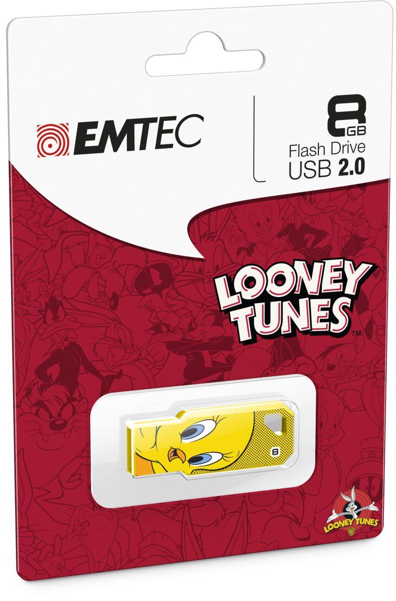 EMTEC USB-Stick »Stick USB2.0 L100 8GB Looney Tunes Tweety«