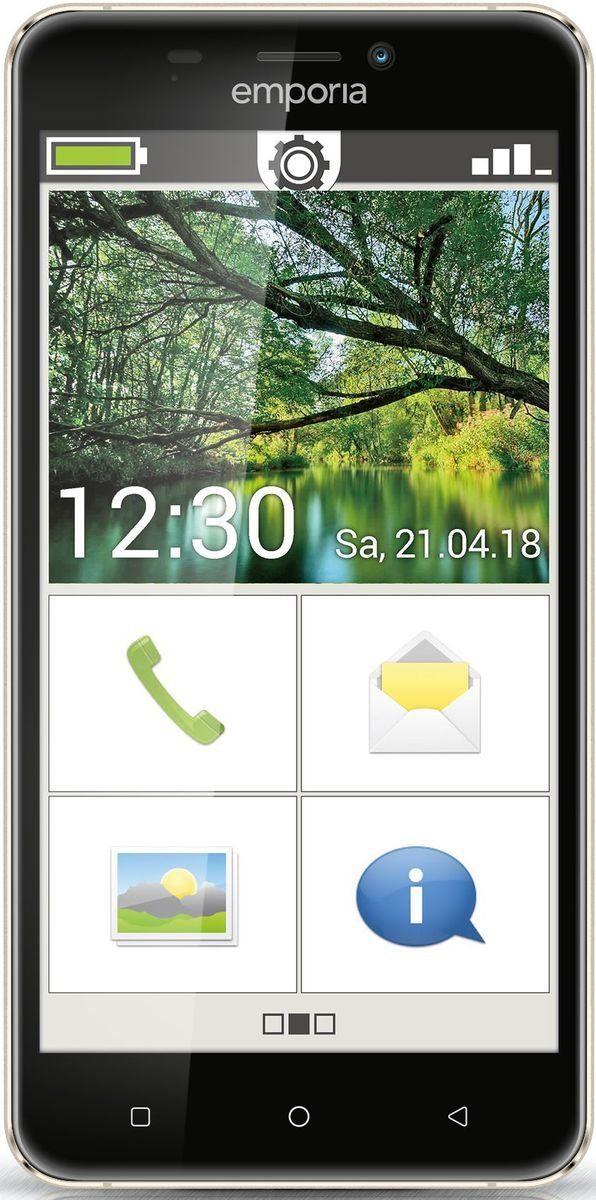 Emporia Smartphone »SMART2«