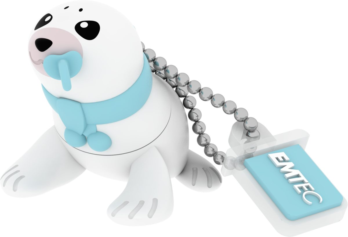 EMTEC USB-Stick »USB2.0 M334 8GB Animalitos Baby Seal«