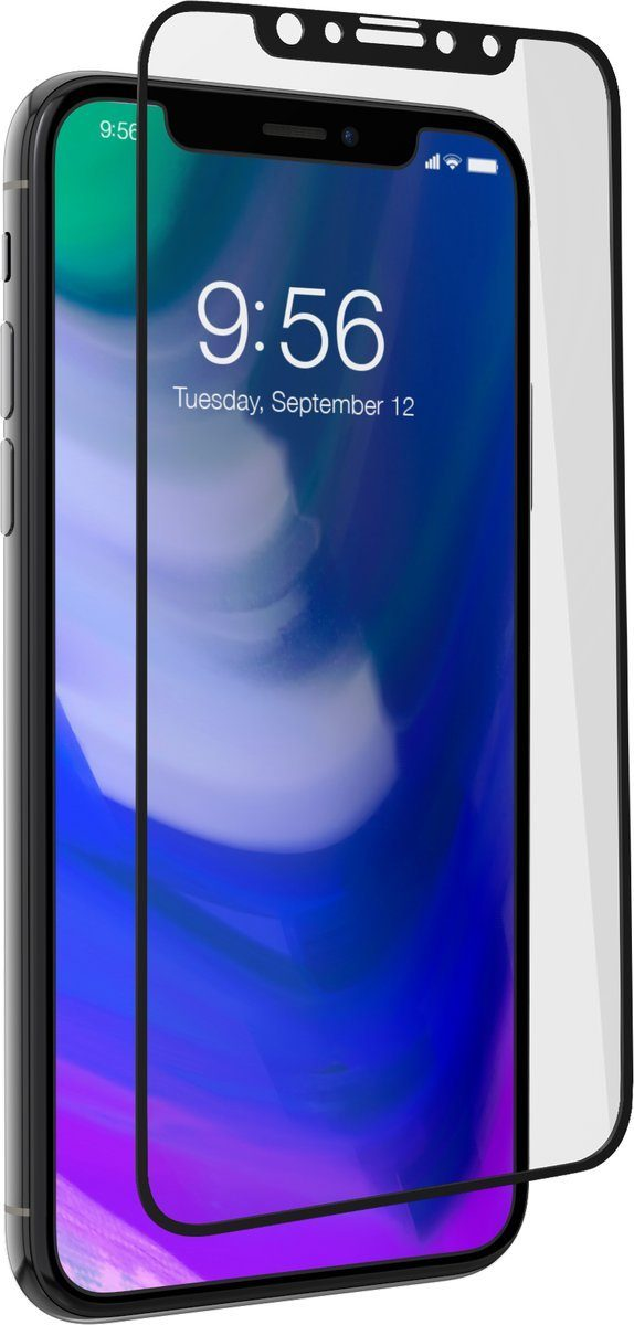 invisibleSHIELD Folie »GlassPlus Contour Displayschutz f. iPhone X«