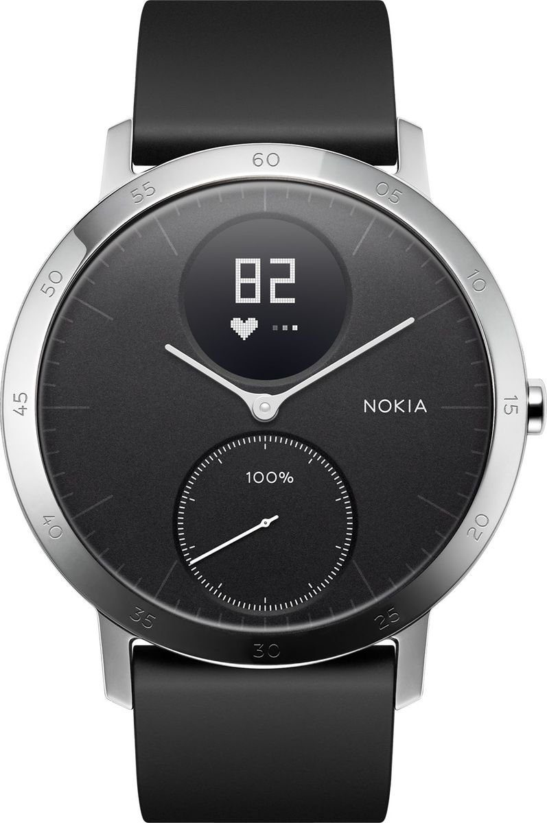 Nokia Activité STEEL HR (40 mm) »Activity Tracker«