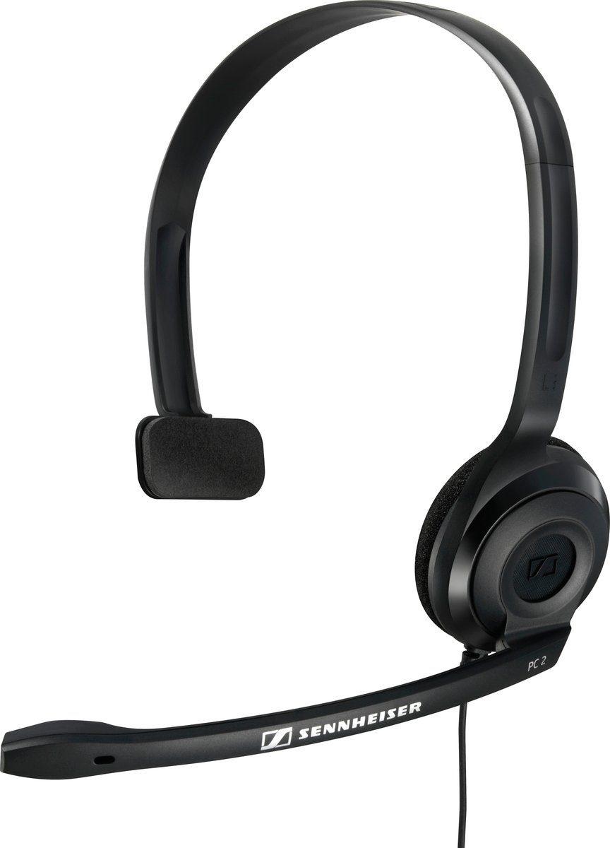 Sennheiser Headset »Einseitiges VoIP-Headset PC 2 CHAT«