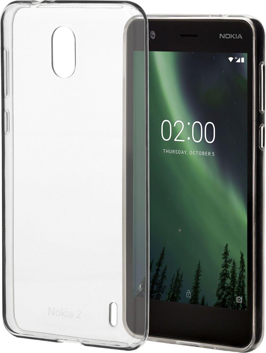 Nokia Handytasche »Slim Crystal Cover CC-104 für 2«