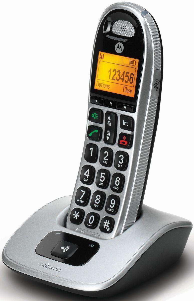Motorola Telefon analog schnurlos »CD301«