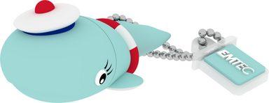 EMTEC USB-Stick »USB2.0 M337 8GB Animalitos Whale«