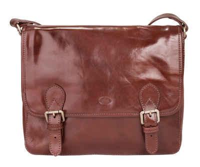 Кожаная сумка Piké