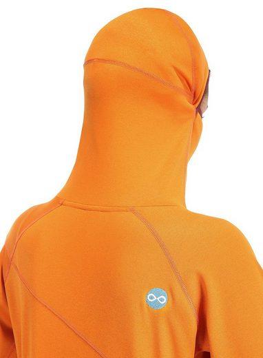 PYUA Fleeceshirt Albedo Hooded