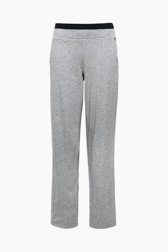 ESPRIT Pants aus Baumwoll-Mix mit Stretch