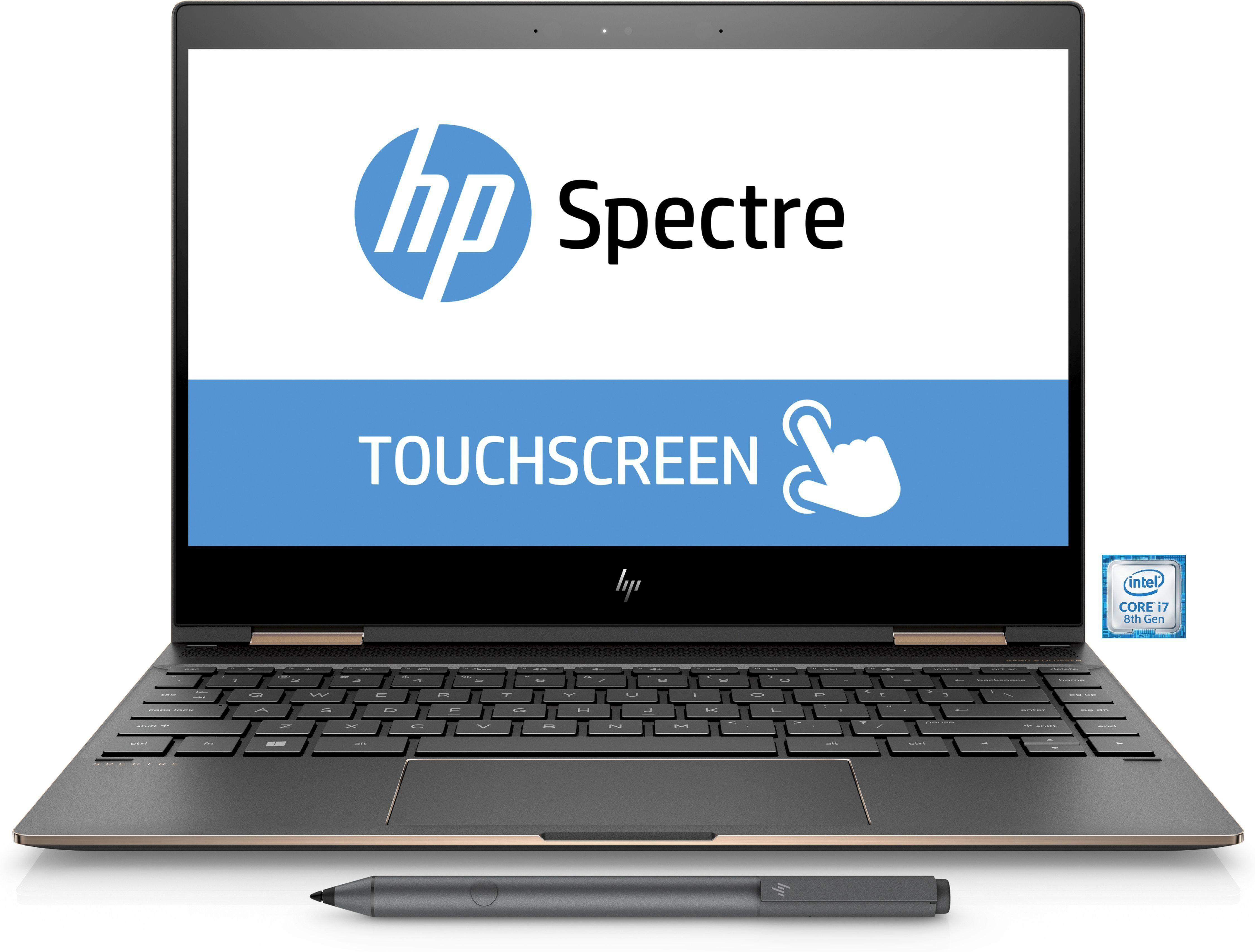 "HP Spectre 13-ae070ng Notebook »Intel Core i7, 33,8 cm (13,3""), 1000 GB SSD, 16 GB«"